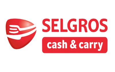 Referenzen der AIC Group - Selgros – cash & carry