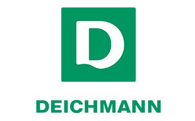Referenz der AIC Group - Deichmann