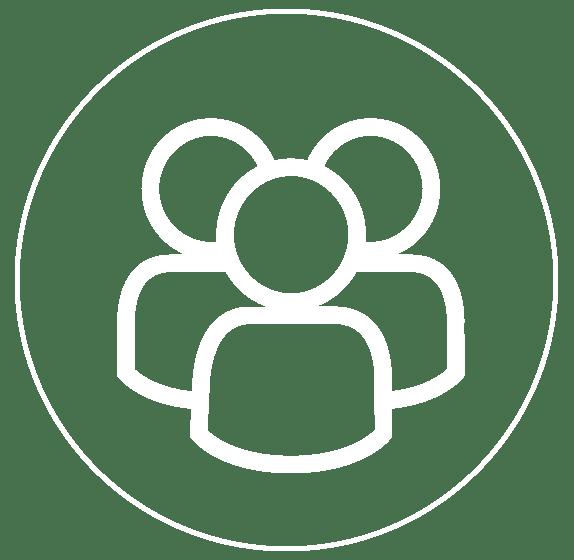 Bildzeichen der AIC Group - Kundenleistung