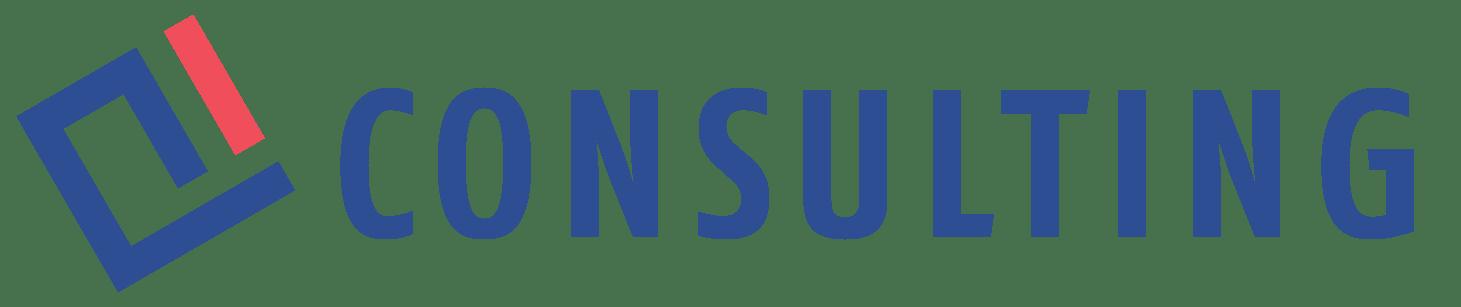 Produkt-Symbol und Schriftzug der AIC Group – Consulting