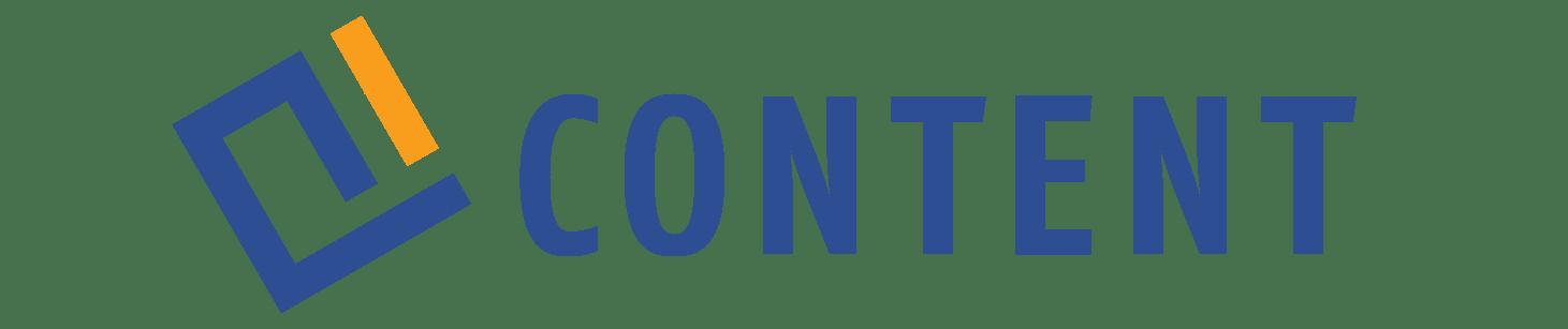 Produkt-Symbol und Schriftzug der AIC Group – Content Creation
