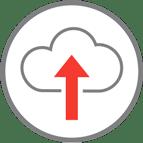 Produkt-Symbol der AIC Group – MicroStrategy – Cloud