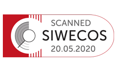 Siegel vom Siweco – Scanned Verified