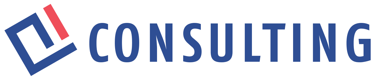 Produkt-Symbol und Schriftzug der AIC Group – Consulting – Unsere Business Intelligence Plattform