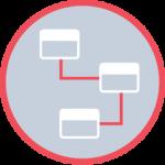Produkt-Symbol der AIC Group - Datenmodellierung – Business Intelligence